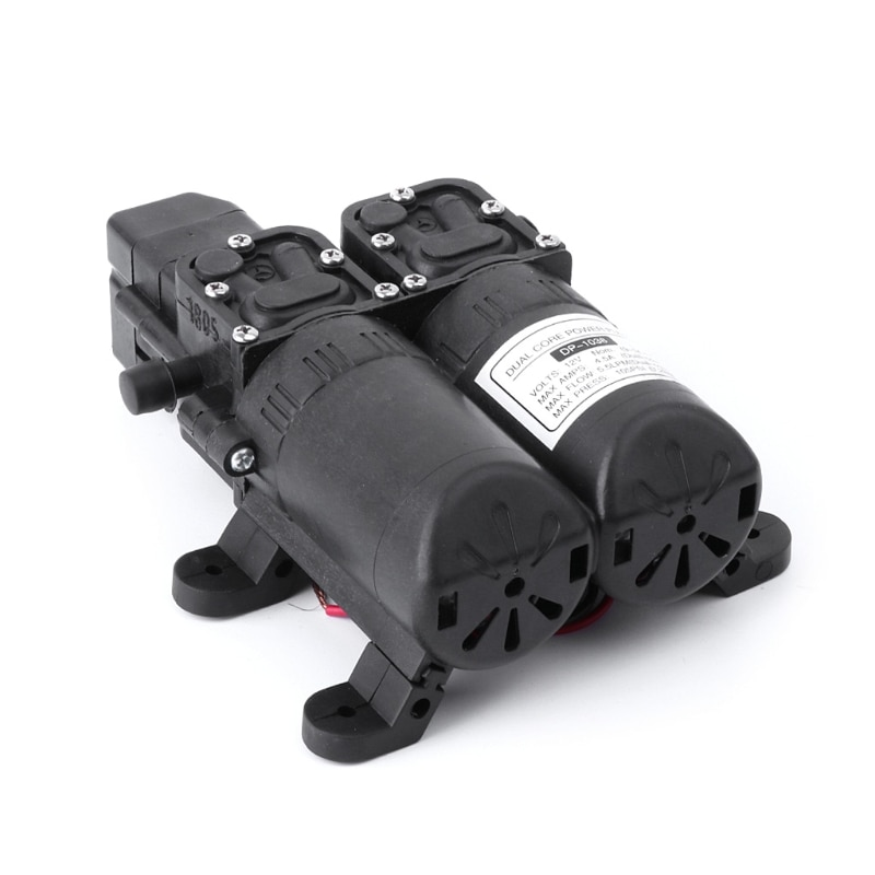 Bomba dobro de alta pressão 12 v dc mini máquina elétrica do motor de água w-store d20_e