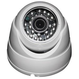 720P 1.0 Megapixel AHD Vandalproof Indoor CCTV Camera Surveillance Equipment with Metal Casing