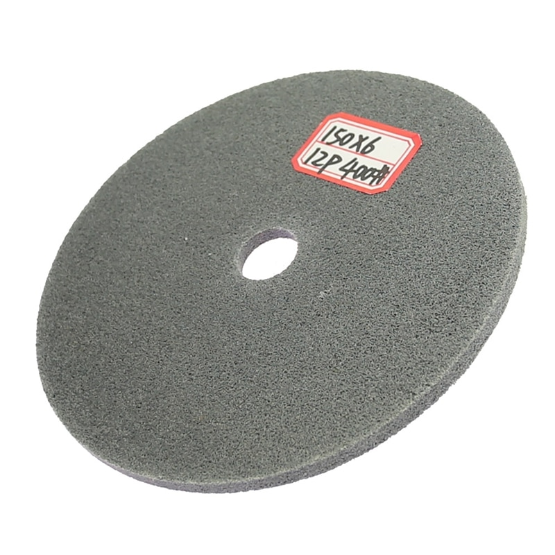 Disco lucidante in nylon sottile da 1 pezzo da 150 mm per la - Utensili abrasivi - Fotografia 6