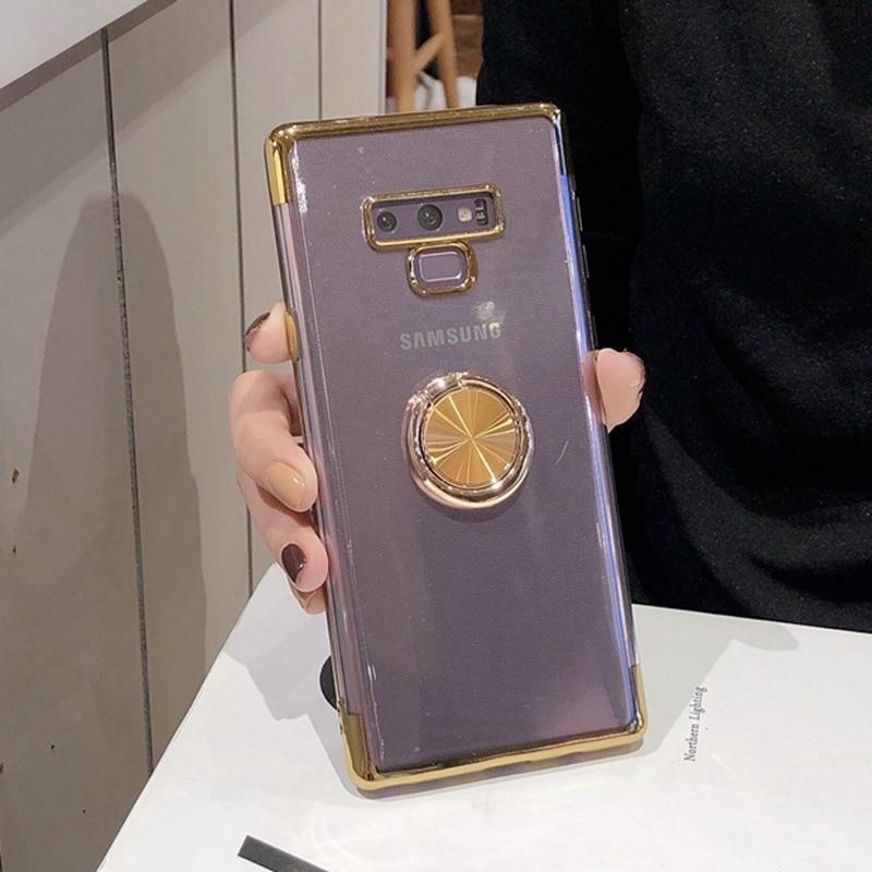 Note10 magnético para Samsung Galaxy s10 s8 s9 plus caso para Samsung Nota 10 9 s10 lite j2prime Note10pro casos