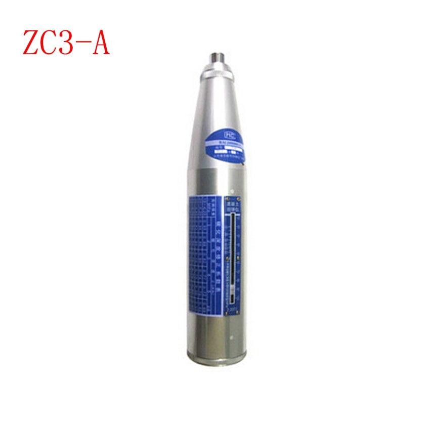 1 סט נייד בטון ריבאונד פטיש NDT Tester Meter מד ZC3-A Resiliometer