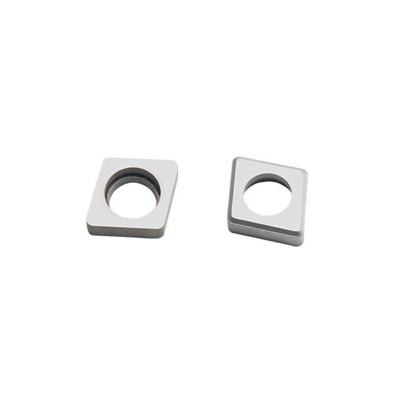 10 Uds MC1204 herramientas de torneado almohadilla para cuchillo herramienta de torno de CNC accesorios de cuña Arbor Accesorios