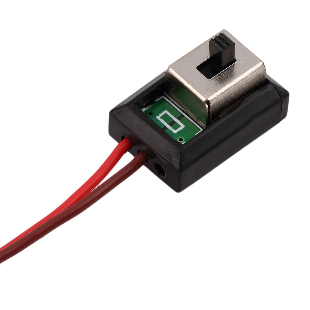 1pcs Waterproof Brushed ESC 160A 3S with 5V 1A BEC T-Plug For 1/12 RC Car Wholesale Dropship enlarge