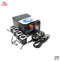 CNC machine control box 4axis MACH3 USB interface for diy cnc