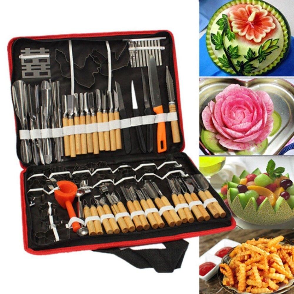80pcs/set Fruit Vegetable Food Carrot Cucumber Potato Spiral Slicer Carving Knife Kitchen Cutter Tool Shred Device Cake Egg Mold