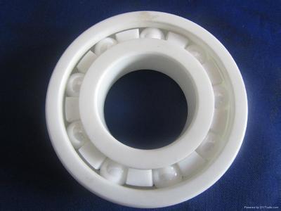 10 piezas 695 rodamientos de cerámica 5x13x4mm Zirconia ZrO2 rodamientos