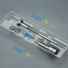 Erikc Common Rail дизельные форсунки для инжектора 0445110186 включая Nozzel Dlla156p1368 клапан управления F00vc01033