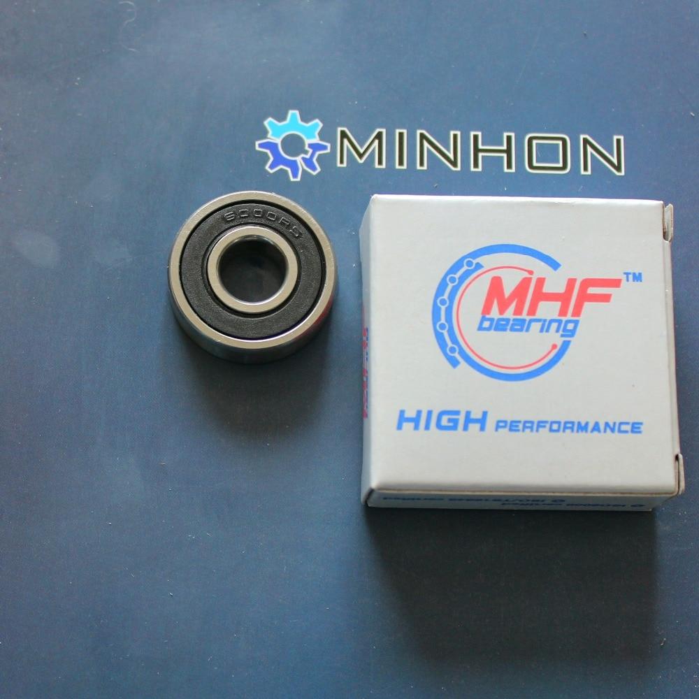 MHF rolamento do motor 6000 6001 6002 6003 6004 6005 6006 6008 ZZ 2RS TN ABEC-3