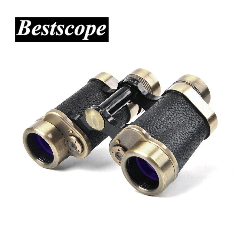 Tactical 8x30 brąz lornetki noktowizor teleskop dalmierz duży okular odkryty wojskowy Camping polowanie lornetki