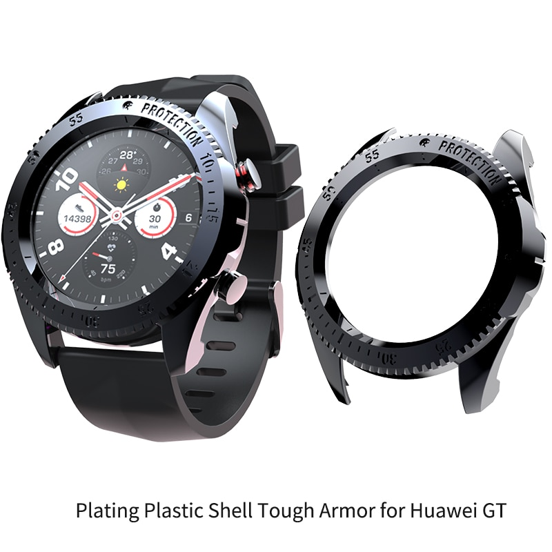 PC покрытие пластиковый корпус Жесткая Броня для Huawei Watch GT SIKAI защитный чехол для часов для Huawei Honor Magic Smart Watch
