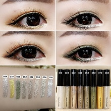 1PCS Women Shiny Long Lasting Eye Liner Waterproof Makeups Eyeliner Liquid Beauty Cosmetic Tool Gift
