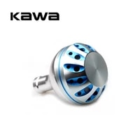 kawa fishing reel handle knob for daiwa and shimano spinning reel alloy material for 1000 3500 model 35mm diameter high quality