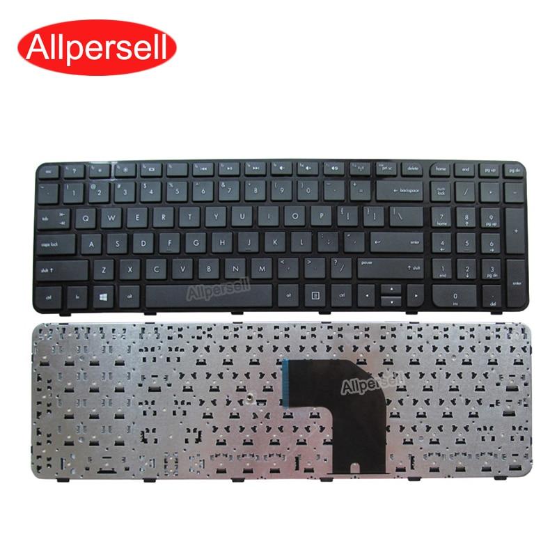 Laptop keyboard For HP G6-2116TX G6-2147TX G6-2146TX G6-2001TX notebook keyboard Brand New US Black