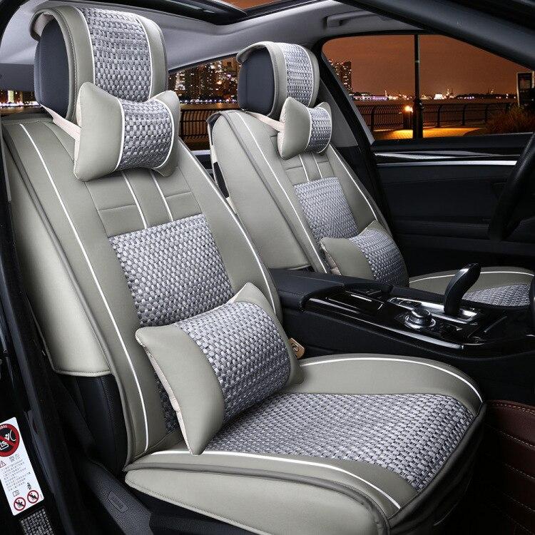 Autositz kissen abdeckungen für BLUEBIRD SUNNY Pathfinder PICKUP TEANA TIIDA Sylphy Geniss cefiro X-TRAIL CIMA Nissan NP300 D22