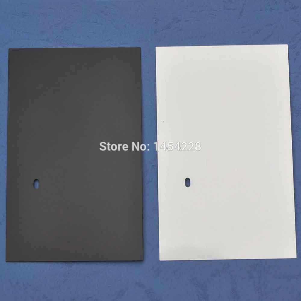 Binyeae nova tampa da bateria de vidro traseira habitação lente volta caso porta para jiayu g6