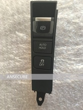 Interrupteur de frein à main pour Passat B7 CC 3AD927137   Bouton de frein à main, interrupteur de maintien automatique ESP OFF