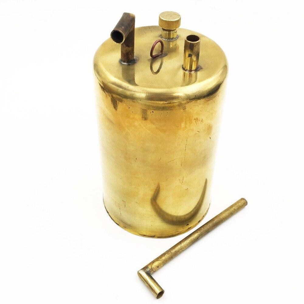 Jóias ferramenta de solda jóias tocha de soldagem com latão chaleira orifício tocha de solda para jóias expedição rápida