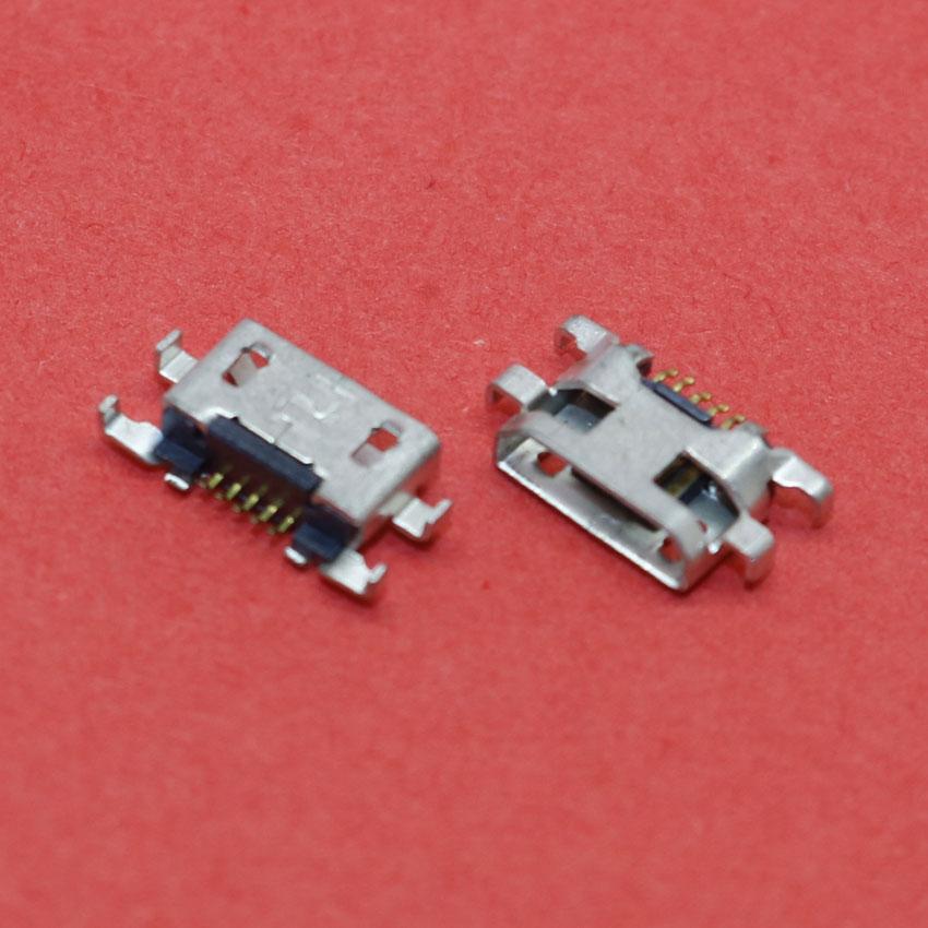 ChengHaoRan Micro USB Jack Feminino Soquete Do conector 5 P porta de carregamento do telefone para Nokia lumia 625 1320, MC-259