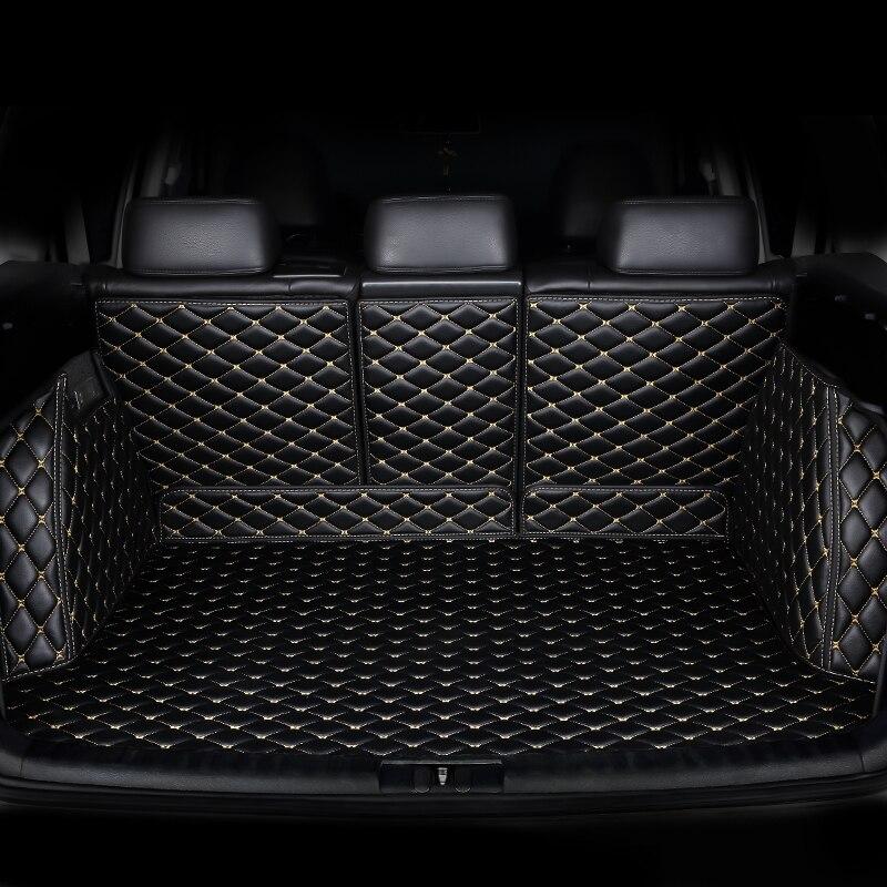 Alfombrilla para maletero completamente incluida para mercedes cla gla w211 w212 w169 w245 glk gle gl x164 vito w639 s600, accesorios para coche, alfombrillas para coche