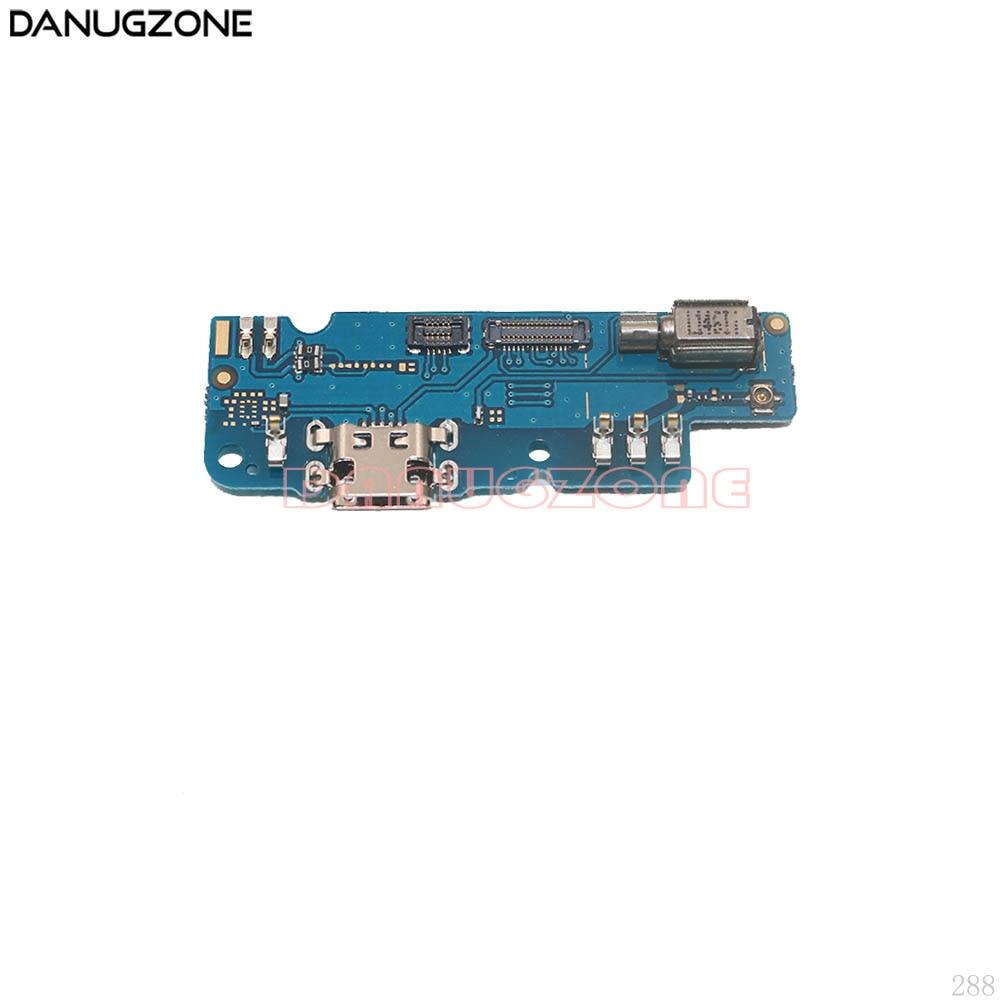 Muelle de carga USB puerto hembra Jack conector de clavija de carga de Flex Cable para asus Zenfone Peg asus 3S MAX ZC521TL X00GD