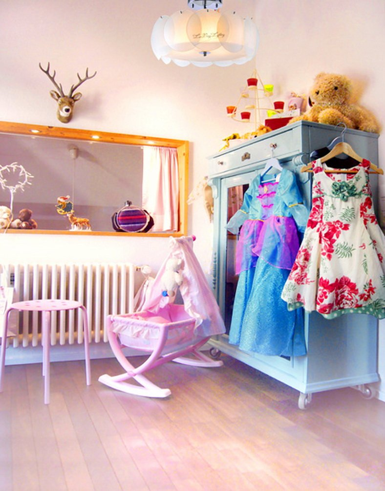 Telón de fondo para fotografía, piso de madera, Princesa, vestido, habitación, Fondo de estudio 5x7 pies