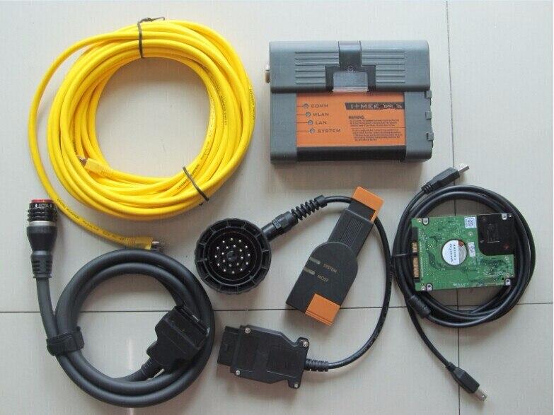 Для bmw icom интерфейс a2 b c с hdd 500 Гб ista expert mode программное обеспечение 2020,06 диагностический сканирующий инструмент для автомобилей bmw