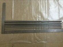 Cilinder Liner Rail Lineaire Shaft Optische As OD 5mm/6mm/8mm/10mm/12mm/16mm/20mm x 600mm