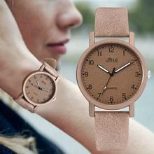 Top Brand Women's Watches Fashion Leather Wrist Watch Women Watches Ladies Watch Clock Mujer Bayan Kol Saati Montre Feminino