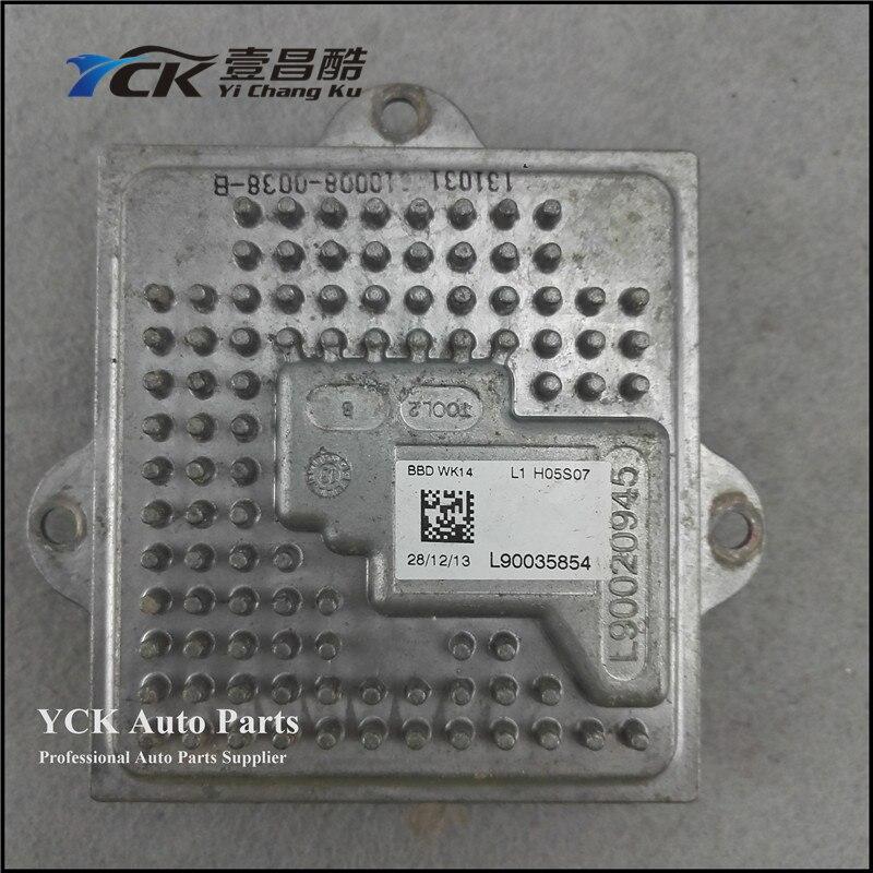 Venta al por mayor Original 1 unidad de Controlador LED YCK Unidad de faro LED L90035854 (genuino y utilizado)