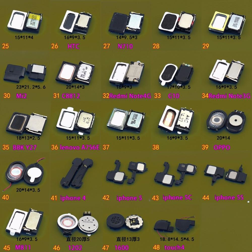 JCD наушник зуммер приемник громкоговоритель динамик телефон звон Ремонт Часть Для Xiaomi/Redmi/HTC/Huawei Glory/Lenovo