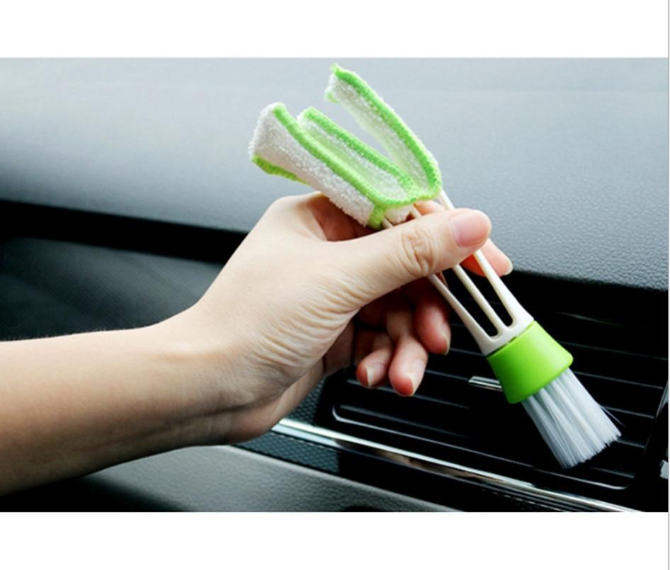 Herramienta de limpieza de huecos de coche para ALFA ROMEO Mito 147 156 159 166 accesorios de coche Giulietta Spider GT