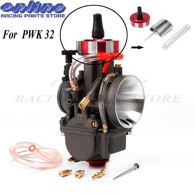 Carburador de motocicleta para Keihi PWK 32mm pwk32 motive Off Road Scooter UTV ATV 4T motor