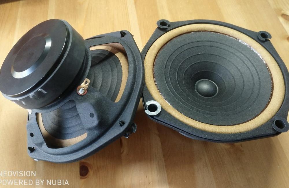 pair MeloDavid HiEND 6.5inch  DIATONE P610  rebuild MK3 fullrange speaker 2020V