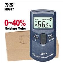 RZ Digital Concreter Wall Moisture Meter Inductive Moisture Meter 0-40% Metope Humidity Tester Drywall Damp Tester