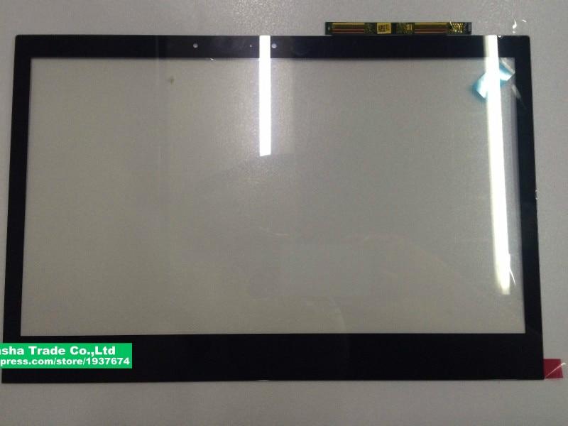 """12.5 """"assembléia Tela Sensível Ao Toque Para Toshiba P25W P25W-C2300-4K LQ125M1JW33 P25W-C2304-4K digitador ASSEMBLÉIA TELA LCD"""