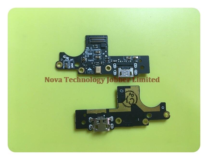 Wyieno-puerto de carga Nokia3 para Nokia 3, conector de Cargador Micro USB,...
