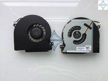 Original new for Dell XPS 15 L501X L502X KSB0705HA-A AC94 0W3M3P W3M3P 4JGM6FAWI20 DFS601305FQ0T laptop cpu cooling fan