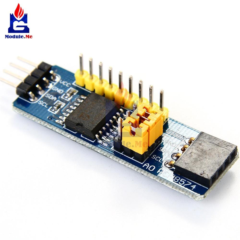 PCF8574 I2C интерфейс 8-bit IO Плата расширения I/O расширитель I2C-Bus модуль разработки оценки