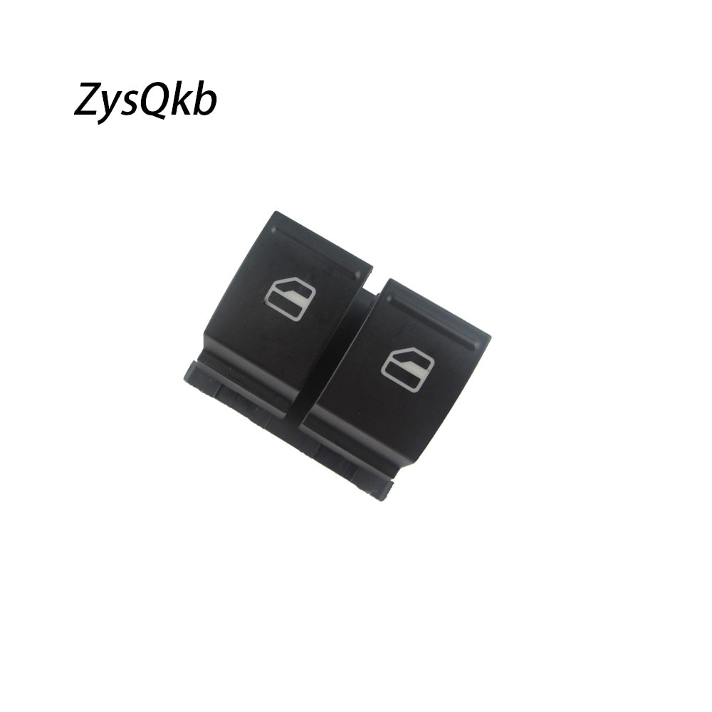 Interruptor da janela elétrica do lado motorista para vw golf mk5 caddy 2 k jetta eos passat b6 1k3 959 857a