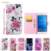 Флип-чехол для телефона Huawei P10 P20 P8 P9 Lite Mini 2017 P Smart Mate 10 Honor 8 9 Lite 5A 6A 6X 7X 6C 7C Pro Y5 II, чехол