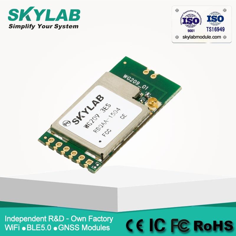 Barato SKYLAB WG209 ralink MT7601 módulo WiFi FCC/CE/RoHS/Ap/estación conductor DVR Módulo de WiFi usb