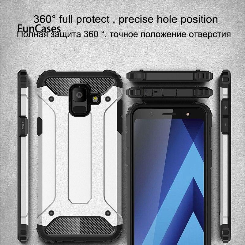 Caso de alta Qualidade Para Samsung Galaxy S5 S6 S7 Borda S8 S9 A8 A6 Plus 2018 A3 A5 4 A7 2016 2017 Nota Telefone Celular Tampa Traseira