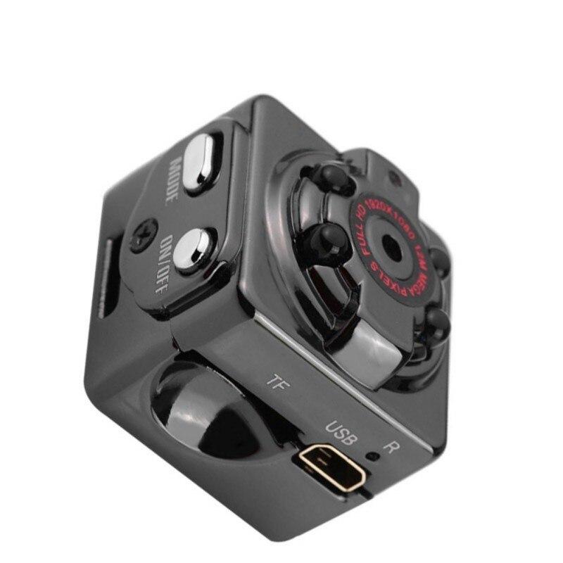 SQ8 Mini cámara HD 1080P HD 720P grabador de vídeo cámara Digital Micro Full HD IR visión nocturna más pequeña inalámbrica Mini DV DVR Cam