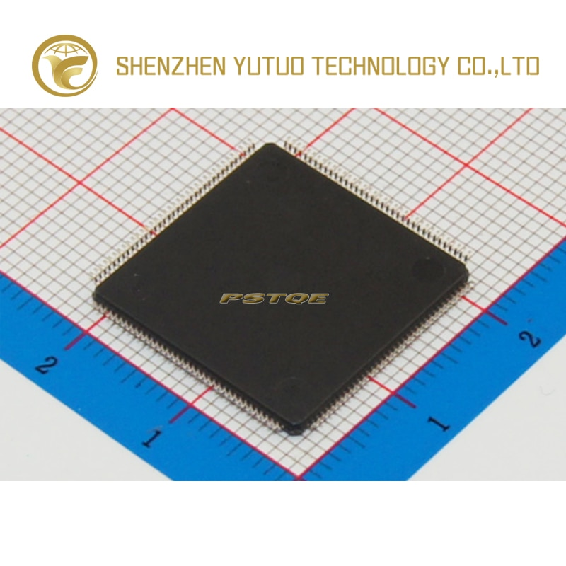 Nuevo Original no falsificados XC6SLX4-2TQG144C XC6SLX4 2TQG144C TQFP-144 TQFP IC en Stock