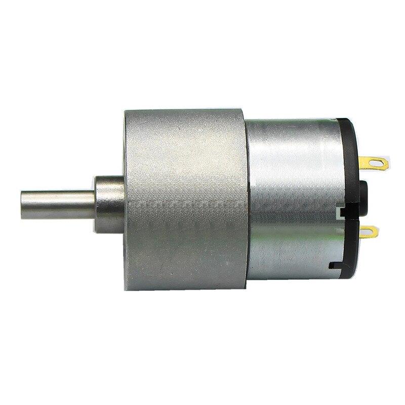 37GB520 Micro DC engranaje Motor 6V 12V 24V de alta Motor de torsión