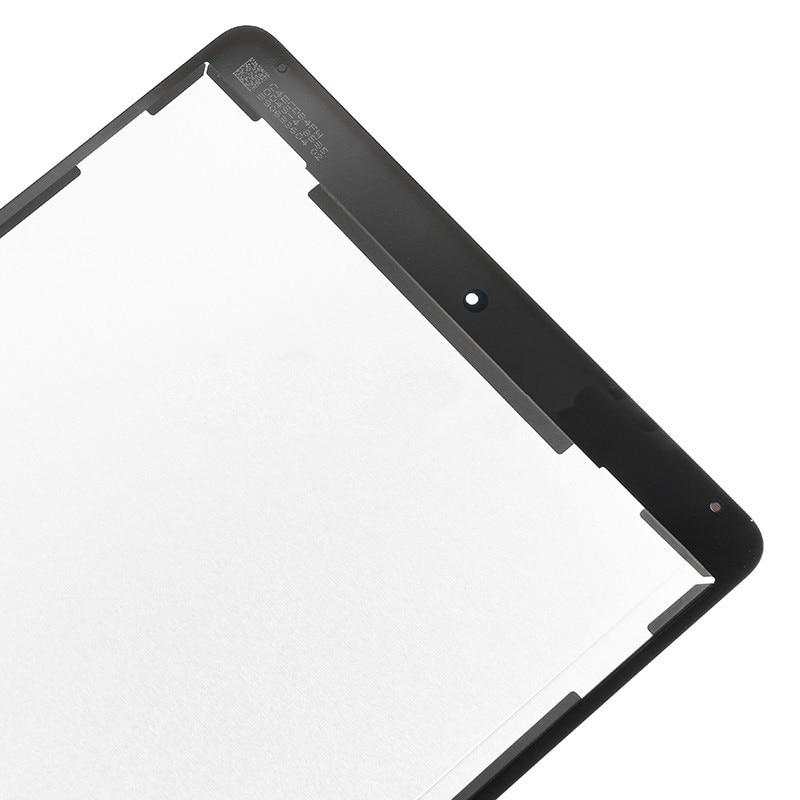 Pantalla Original OEM calidad AAAAA para iPad Air 2 pantalla lcd Digitalizador de pantalla táctil de cristal para iPad 6 A1567 A1566 panel táctil