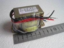 Transformador 30VA para preamplificador en 110V * 2 OUT 170V + 6,3 V