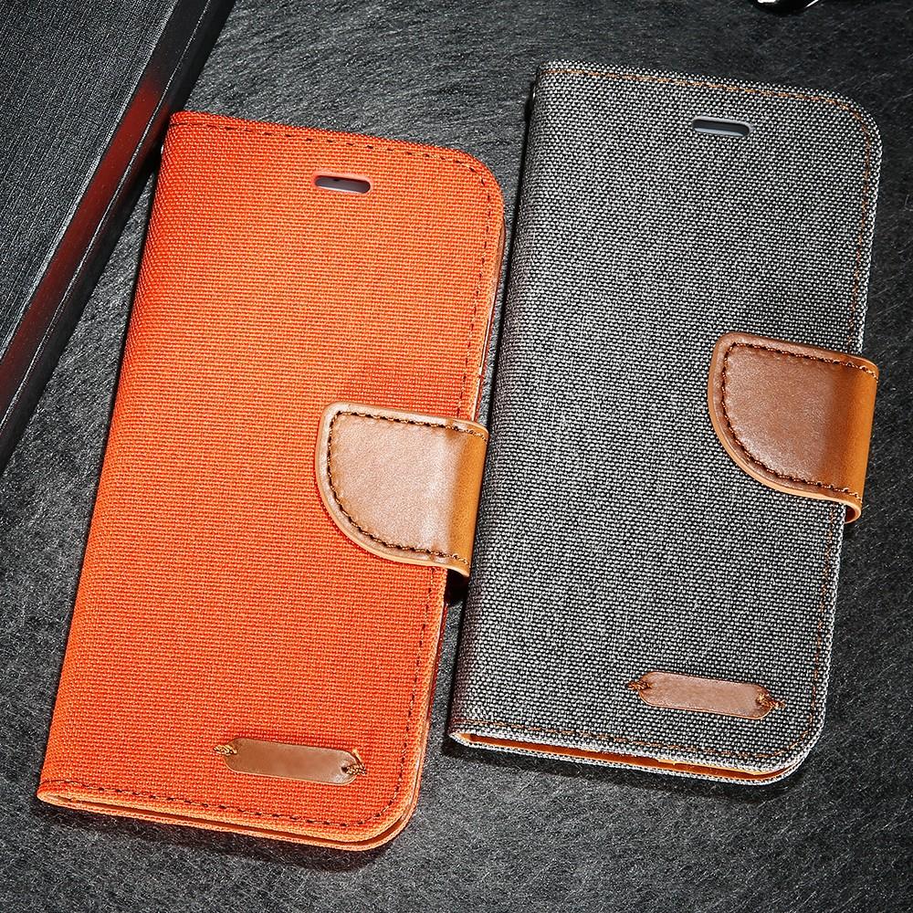 Kisscase stań portfel przerzuć przypadki dla iphone 6 6s 7 5 5S mody hit kolor slot kart skóra pokrywa dla iphone 7 6 s plus z logo 34