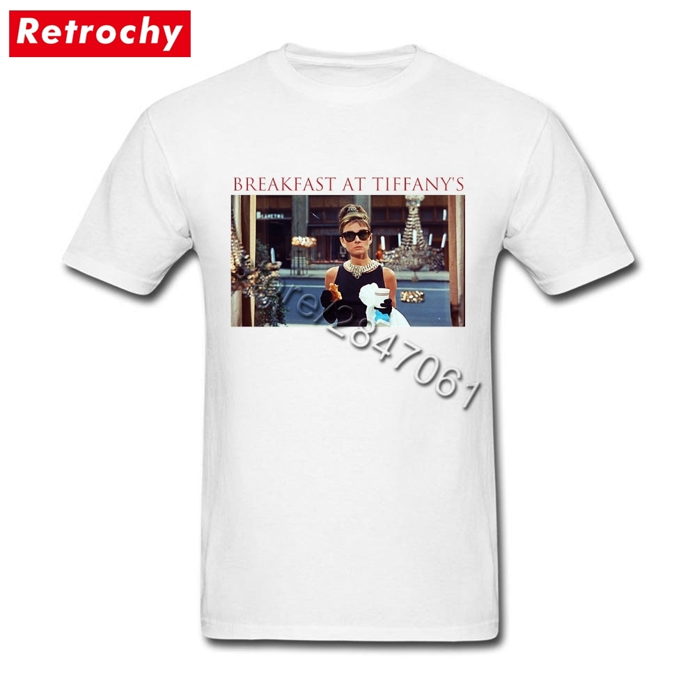 80 S Vintage Rock Band T Shirts Mens Discount Marke Audrey Hepburn T-shirt T Valentinstag Dropship Merch