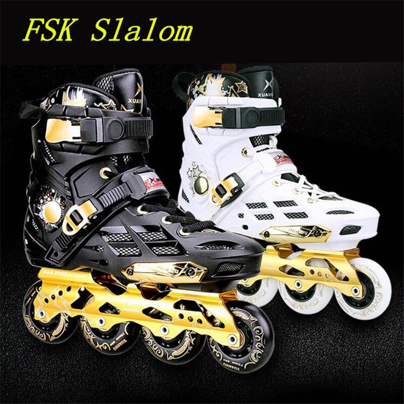 Slalom Рекомендуемые роликовые коньки для взрослых для молодых мужчин и девочек, повседневные уличные коньки для катания на роликах для SEBA ...